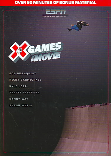 ESPN X GAMES THE MOVIE (DVD)